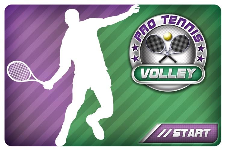 Pro Tennis Volley screenshot-4