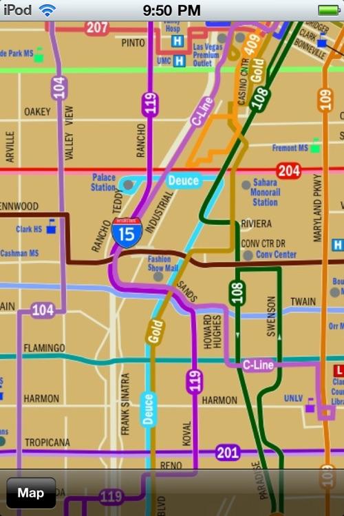 TransitGuru Nevada RTC screenshot-3
