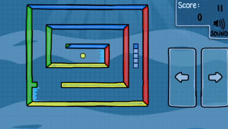 Glow Doodle Snake screenshot-3