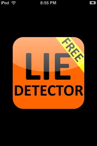 LIE DETECTOR... FREE!
