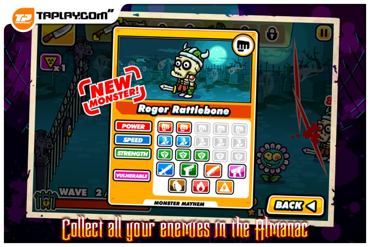 Monster Mayhem - Zombie Shooting And Tower Defence screenshot-3