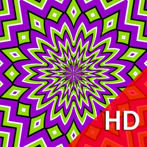Eye Illusions HD for iPad icon