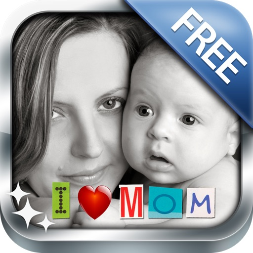 Photo Captions Free: Frames, Cards, Collage, Text & more