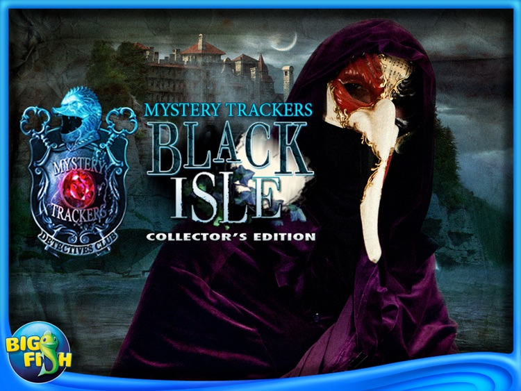 Mystery Trackers: Black Isle Collector's Edition HD (Full)