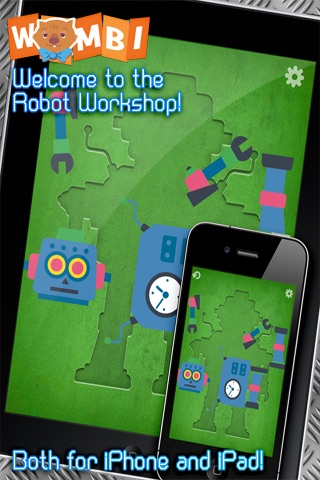 Robot Workshop screenshot-3