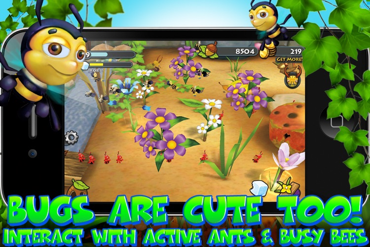 Bug Village HD screenshot-3