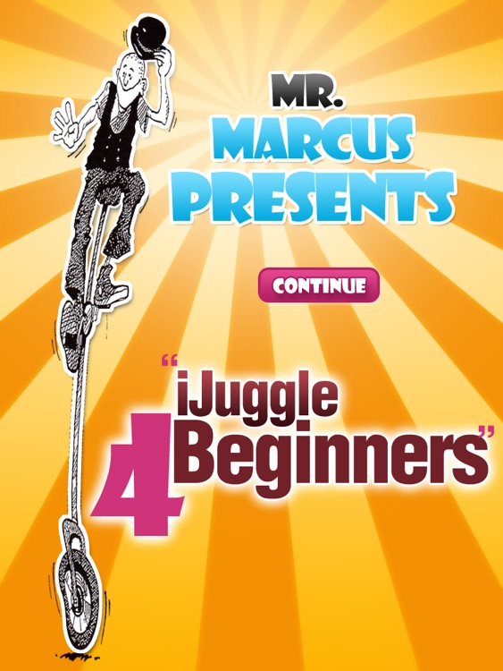 Juggle with Mr marcus HD Lite