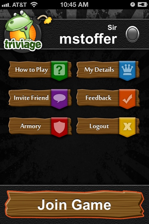 Triviage screenshot-1