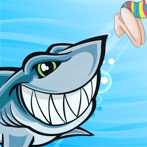 Dangerous Shark Attack Race Pro