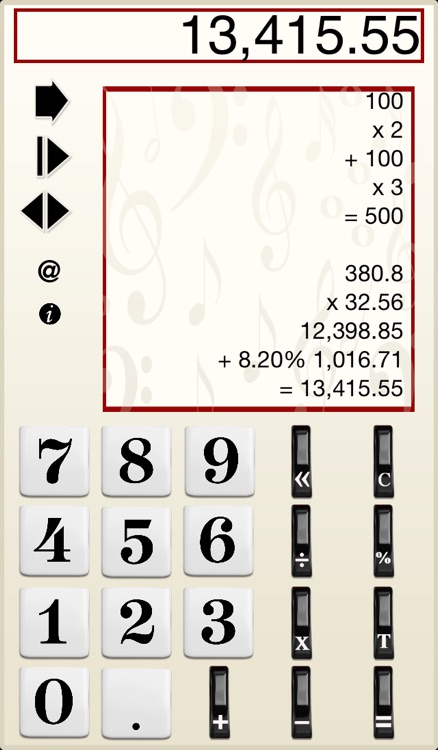 Nice Calc TT screenshot-3