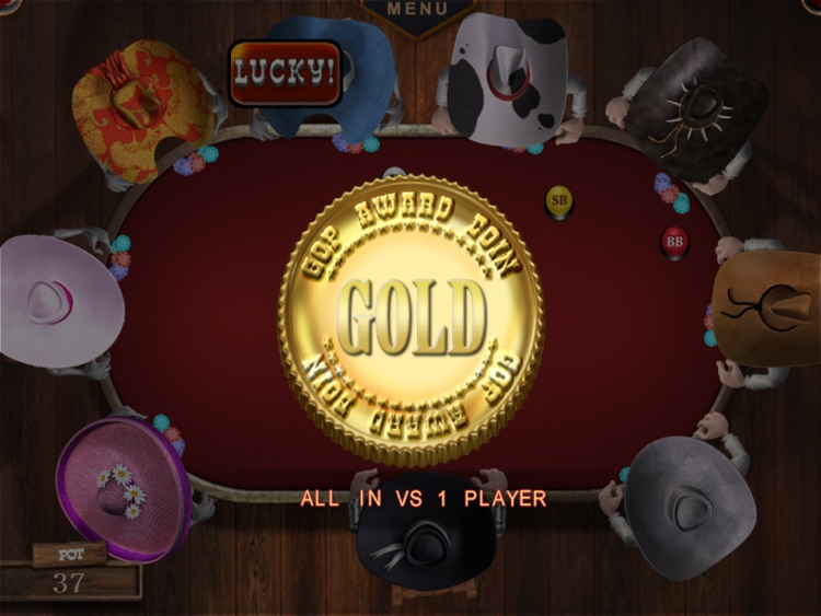 Governor of Poker HD screenshot-3