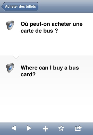 Collins English<->French Phrasebook & Dictionary with Audio screenshot-3