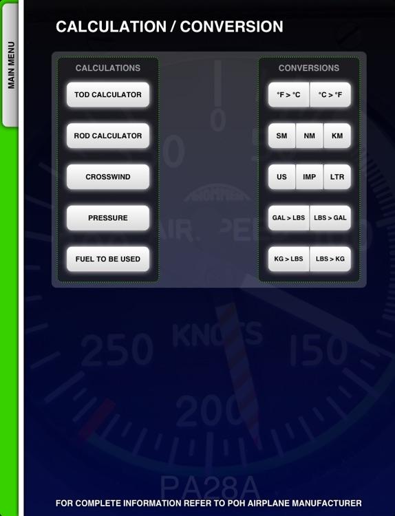 Checklist PA28 screenshot-3