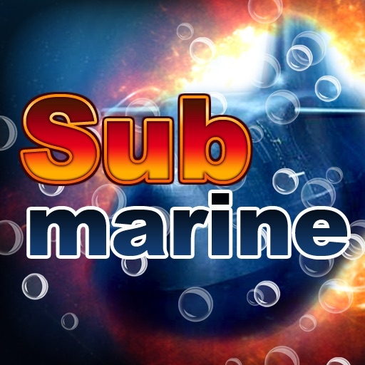Submarine Game HD Lite icon
