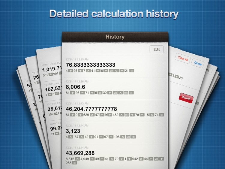 Calculator •