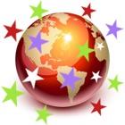 Бесплатный американских стран - World Sapiens icon