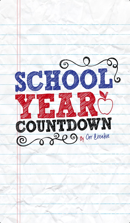 School Year Countdown