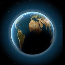 3D Globe - World Atlas