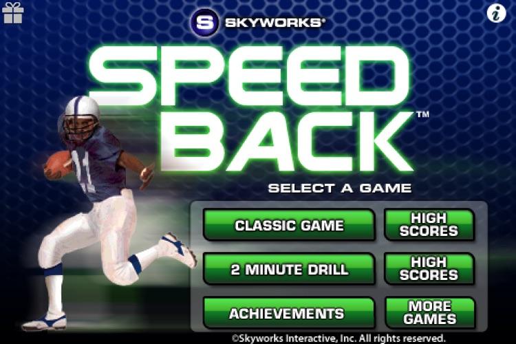 Speedback™ Football screenshot-4