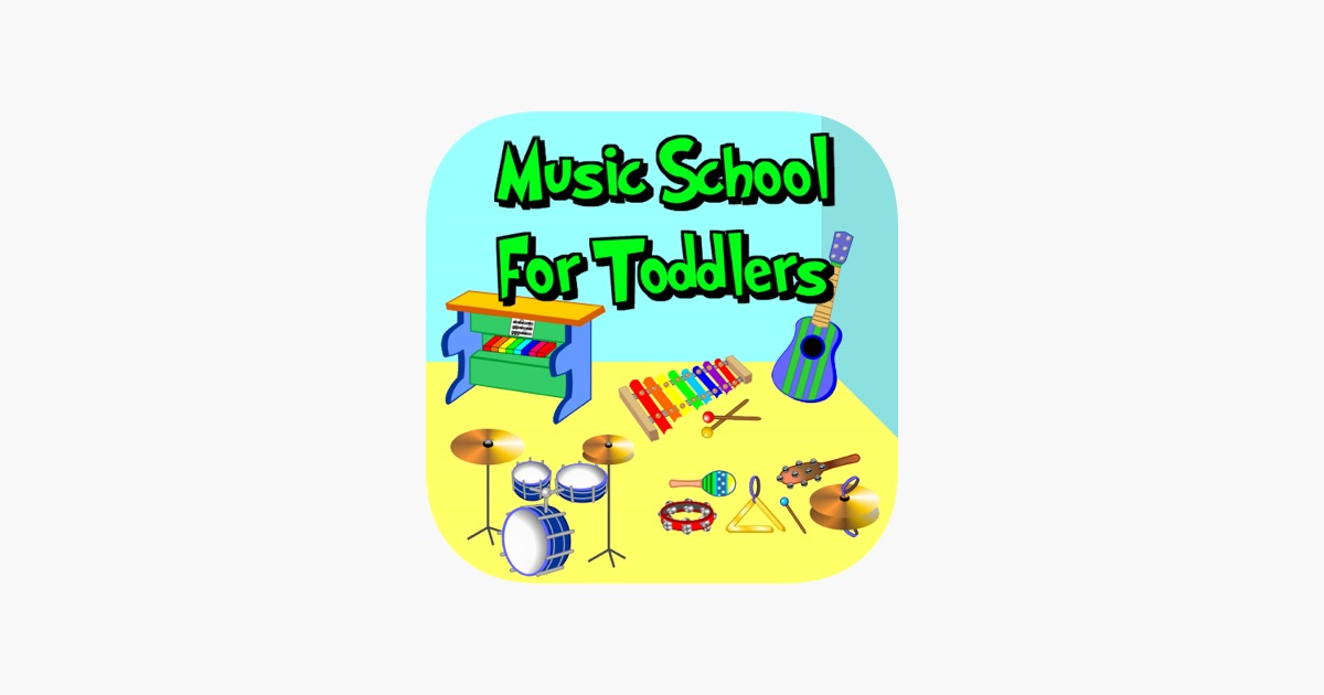 Music School For Toddlers On The App Store
