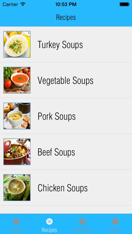 Easy Soup Recipes On-The-Go