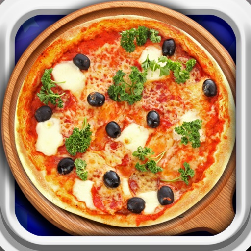 Make Pizza-Cooking games icon