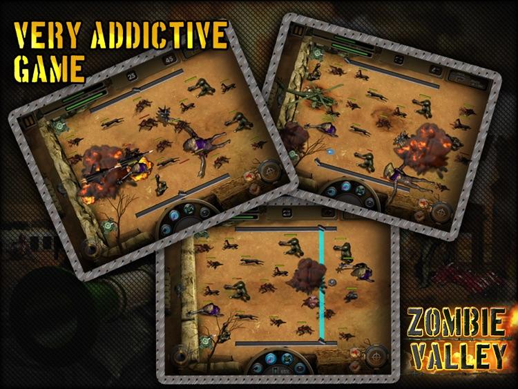 Zombie Valley HD screenshot-4