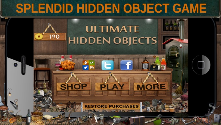 Hidden Objects. screenshot-4