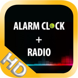 Alarm Clock + Radio HD