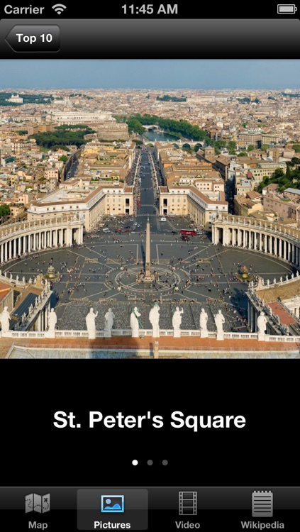 Vatican City : Top 10 Tourist Attractions - Travel Guide of Best Things to See screenshot-1