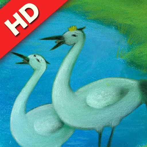 The Wizard and the Stork King: HelloStory - Lite