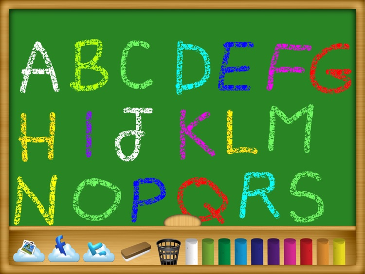 Chalk Board Free screenshot-3