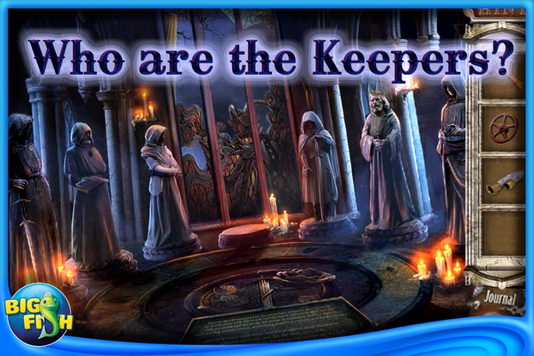 The Keepers: Lost Progeny Collector's Edition (Full) screenshot-4