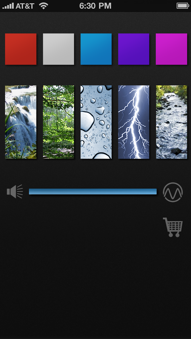 White Noise BoxScreenshot of 1