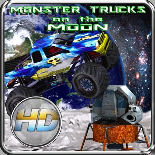 MONSTER TRUCKS ON THE MOON HD