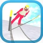 がんばれスキージャンプ3D icon