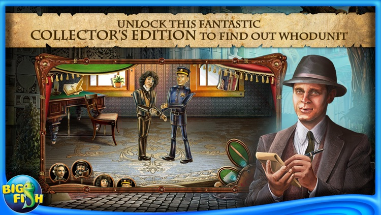 Punished Talents: Seven Muses - A Hidden Objects, Adventure & Mystery Game screenshot-3