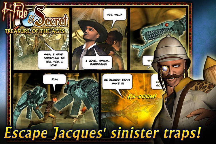 Hide & Secret: Treasure of the Ages screenshot-2