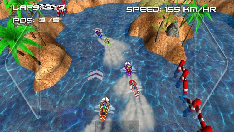 Boat Racing Challenge ( 3D Racing Games )