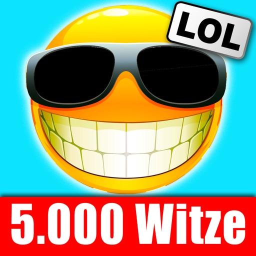 NEUE WITZE - 5.000 mal ablachen