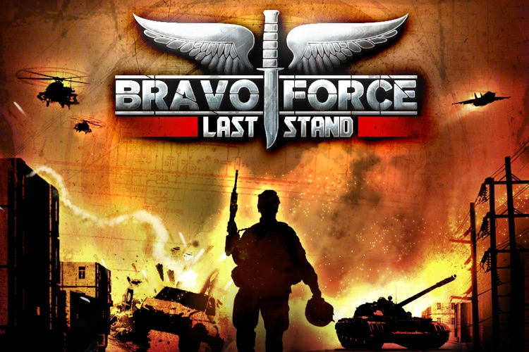 Bravo Force: Last Stand screenshot-1