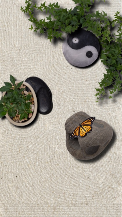iZen Garden 2 - Portable Zen Garden screenshot-1