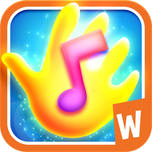 PICTURE BOOK FOR KIDS - Touch & Listen