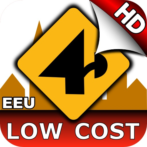 Nav4D Eastern Europe (LOW COST) HD