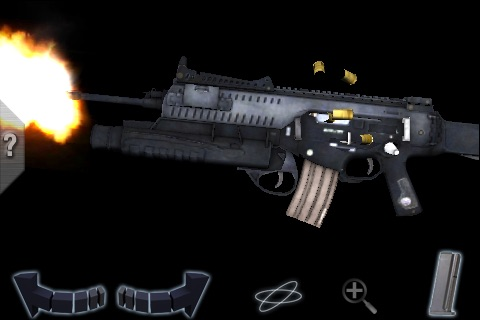 ARX160 Assault Rifle 3D lite - GUNCLUB EDITION screenshot-4