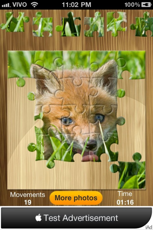 Bright puzzles: Puppies Lite screenshot-3