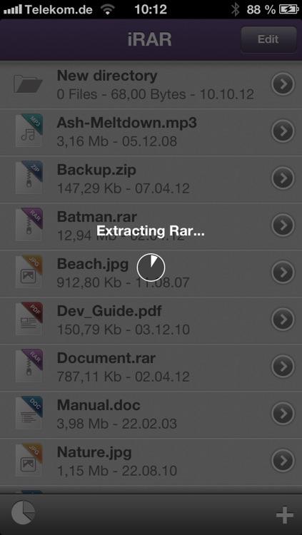 iRAR screenshot-3