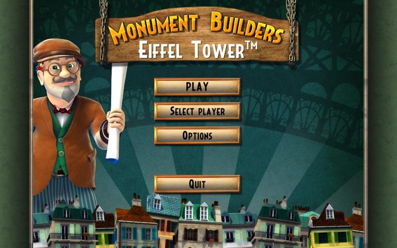 Monument Builders: Eiffel Tower™ screenshot 1