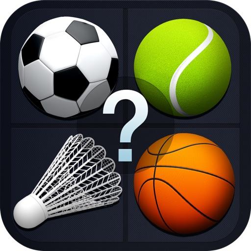 Угадай Спорт - спортсмены, клубы, команды, виды спорта