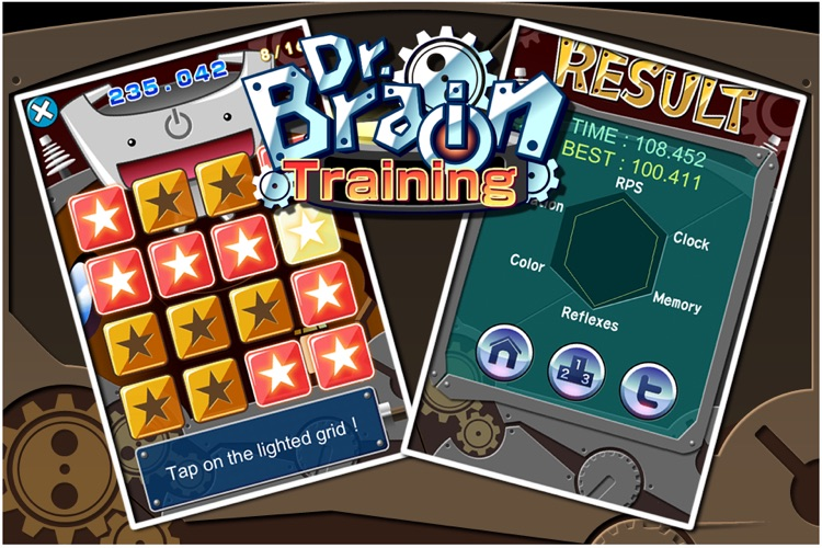 Dr. Brain Training! screenshot-3